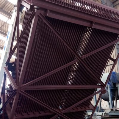 Evaporador para Glencore Asturiana de Zinc